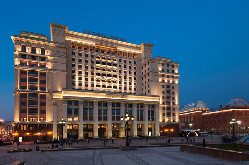 Four Seasons Hotel Moscow Opens1